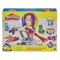 Набор для творчества Hasbro Play-Doh Сумасшедшие прически