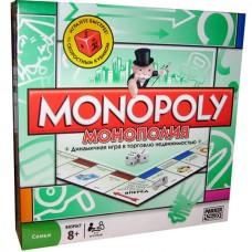 Настольная игра Монополия (HASBRO, 00009H)