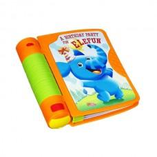Playskool. Книжка волшебная. 6m+ (HASBRO, A3211H-no)
