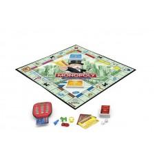 Настольная игра Монополия с банковскими карточками (HASBRO, A7444H-no)