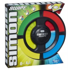 GAMES. Электронная игра «Саймон Свайп», 8+ (HASBRO, A8766EU4)