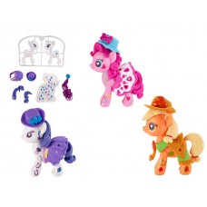 My Little Pony. Pop пони Тематический набор  4+ (HASBRO, B0370H-no)