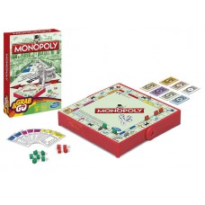 Игра Монополия Дорожная (HASBRO, B1002121)
