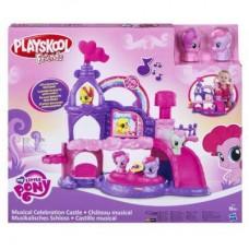 My Little Pony. Playskool friends Праздничный замок, музыкальный,18м+ (HASBRO, B1648Н-ПЦ)