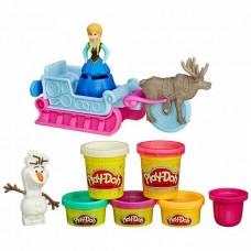 Play-Doh набор Холодное Сердце (HASBRO, B1860H)
