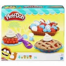 """Play-Doh игровой набор """"Ягодные тарталетки"""" (HASBRO, B3398EU6)"""