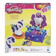 Play-Doh Набор Туалетный столик Рарити (HASBRO, B3400EU4)