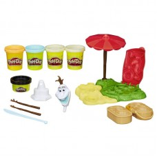 """Play-Doh Игровой набор """"Летние приключения Олафа"""" (HASBRO, B3401EU4-no)"""