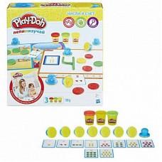 Play-Doh Игровой набор ЦИФРЫ И ЧИСЛА (HASBRO, B3406121)