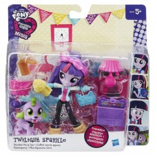 MY LITTLE PONY Equestria Girls мини-кукла с аксессуарами (HASBRO, B4909EU4)