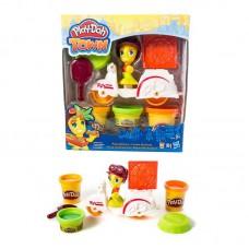 Play-Doh Город Игровой набор Транспортные средства (HASBRO, B5959EU4-no)