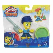Play-Doh Город Игровой набор Фигурки (HASBRO, B5960EU4-no)