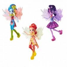 "My Little Pony. Equestria Girls кукла делюкс с аксессуарами ""Легенда Вечнозеленого леса"" (HASBRO, B6479EU4)"