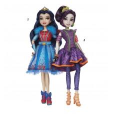Кукла серии «Неоновые огни» Descendants (HASBRO, B6864EU4-no)