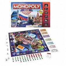 Настольная игра Монополия Россия (новая уникальная версия) (HASBRO, B7512121)