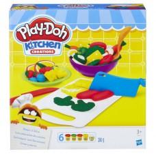 Игровой набор ПРИГОТОВЬ И НАРЕЖЬ НА ДОЛЬКИ PLAY-DOH (HASBRO, B9012121)
