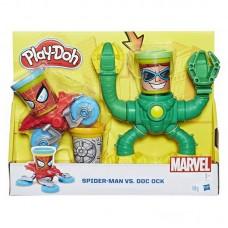 """Play-Doh Игровой набор """"ЧЕЛОВЕК ПАУК"""" (HASBRO, B9364EU4)"""
