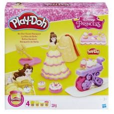 """Play-Doh Игровой набор """"БАНКЕТ БЕЛЛЬ"""" (HASBRO, B9406EU4)"""