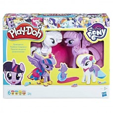 Play-Doh Твайлайт и Рарити (HASBRO, B9717121)