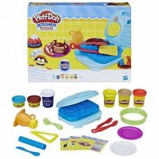 Play-Doh Игровой набор СЛАДКИЙ ЗАВТРАК (HASBRO, B9739121)