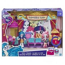 """MLP. Equestria Girls Игровой набор мини-кукол """"Кинотеатр"""" (HASBRO, C0409EU4)"""