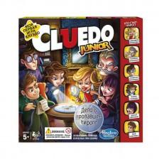 GAMES. Моя первая игра - Клуэдо (HASBRO, C1293121)