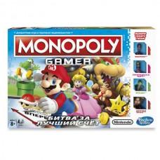 GAMES. Монополия Геймер (HASBRO, C1815121)