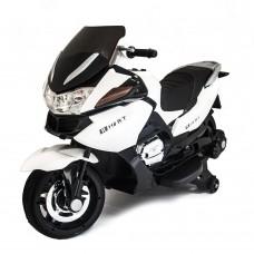 Электромотоцикл HZB BMW R1200RT (белый)