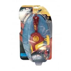 Iron Man Летающий герой мини в наборе с запускающим устройством, 15,8х6х27см (I-Star Entertainment HK, Ltd, 52318пц)