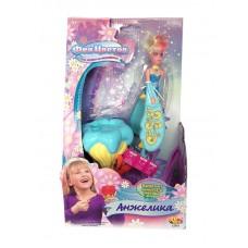 Кукла Sky Dancers Angelica, в наборе с запускающим устройством (I-Star Entertainment HK, Ltd, 52451пц)