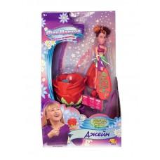 Кукла Sky Dancers Jade, в наборе с запускающим устройством. (I-Star Entertainment HK, Ltd, 52452пц)