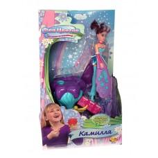 Кукла Sky Dancers Camille, в наборе с запускающим устройством. (I-Star Entertainment HK, Ltd, 52453пц)