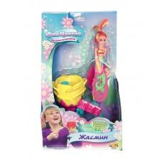 Кукла Sky Dancers Jasmine, в наборе с запускающим устройством (I-Star Entertainment HK, Ltd, 52454пц)
