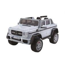 Двухместный электромобиль Barty Mercedes-Maybach G650 Landaulet (Лицензия) Белый