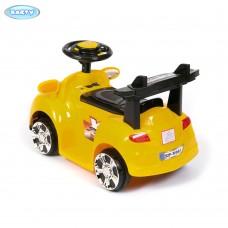 Детский электромобиль Barty Bugatti ZPV001 Желтый