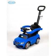 Каталка детская Barty S07 Mercedes-AMG C63 Coupe (Лицензия) Синий