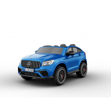 Двухместный электромобиль Barty Mercedes-AMG GLC 63 S Coupe (Лицензия) Синий