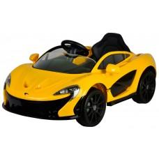 Детский электромобиль Barty Maclaren Z672 (Лицензия) Желтый