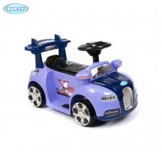 Детский электромобиль Barty Bugatti ZPV001 Фиолетовый