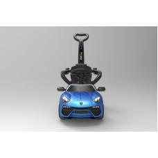 Толокар Barty Lamborghini L001 с электроприводом синий