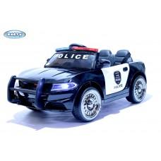 Детский электромобиль Barty Dodge Police Б007OС Белый с черным