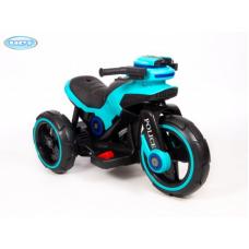 Электромотоцикл Barty Y- MAXI Police YM 198 голубой