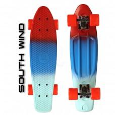 "Скейтборд 22"" TLS-401M Multicolor South Wind"
