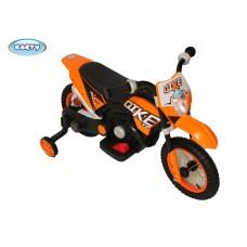 Детский электромотоциклBARTY CROSS YM68 Оранжевый