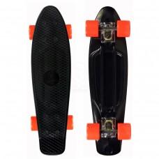 "Скейтборд 22"" TLS-401 Classic черный"