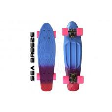 "Скейтборд 22"" TLS-401M Multicolor Sea Breeze"