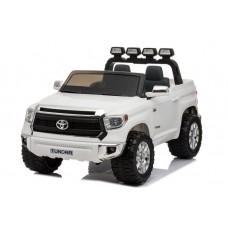 Двухместный электромобиль Barty Toyota TUNDRA JJ2255 (Лицензия) Белый