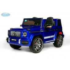 Детский электромобиль Barty Mercedes-AMG G63 BBH-0002 (Лицензия) Синий
