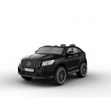 Двухместный электромобиль Barty Mercedes-AMG GLC 63 S Coupe (Лицензия) Черный