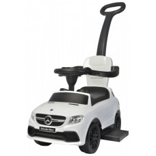 Каталка детская Barty Mercedes-AMG GLE63 (Z3288) (Лицензия) Белый